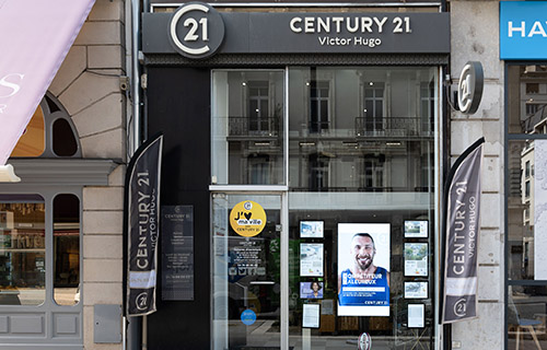 Agence immobilière CENTURY 21 Victor Hugo, 38000 GRENOBLE